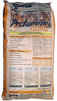 SANO PROTAMINO QQRQ - špec.koncentrát na výrobu kŕmnej zmesi pre nosnice 25kg 1475