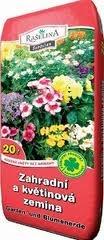 Záhradná a kvetinová zemina 20l 2061