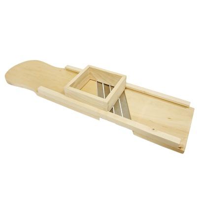 Rezačka na kapustu drevená veľká 2499