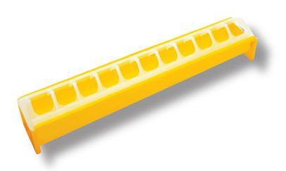Krmítko plastové hrantíkové 7/40cm 4118