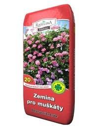 Zemina pre muškáty 20l 4343