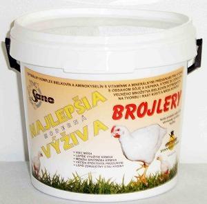 Sano Kurčatá – Najlepšia výživa pre vaše brojlery 0,8kg 4459