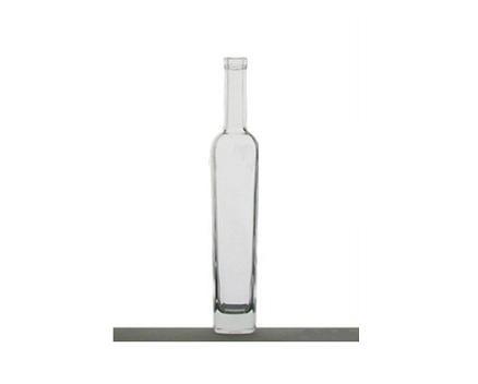 Fľaša 0,5l Fidji bezfarebná + uzáver 4947