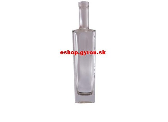 Fľaša Axel 0,35l bezfarebná + uzáver 5163