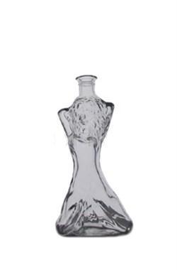 Fľaša Madona - 0.35L bezfarebná + uzáver 5318