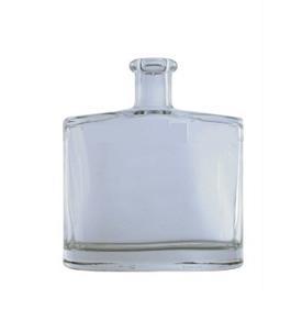 Fľaša 0,5l Taschen ťažká bezfarebná + uzáver  5434