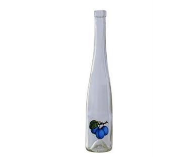 Fľaša 0,5l Belveder slivky + vrchnák 5501slivky