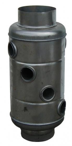 Tepelný výmenník klasik 118/120mm 5536