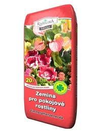 Zemina pre izbové rastliny 20l 5830