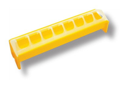 Krmítko plastové hrantíkové 7/30cm 6121