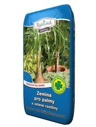 Zemina pre palmy a zelené rastliny 20l 6506