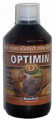 Optimin D pre nosnice 500ml 6644