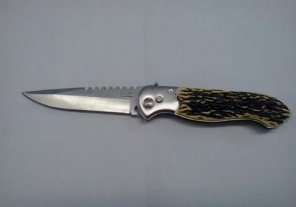 Nožík vreckový ozd.ruk. 6864_typ1911151117