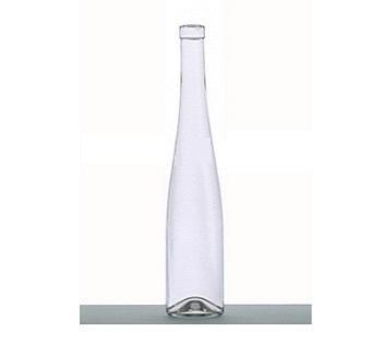 Fľaša 0,5l Belveder bezfarebná + vrchnák 7830