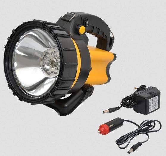 Nabíjacie halogénové svietidlo (baterka Sencor SLL 81) 8140