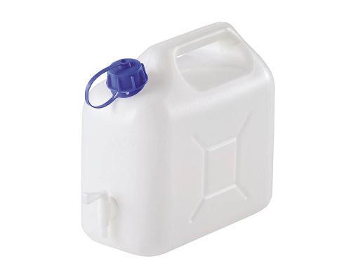 Kanister plast 5L s výpustným kohútom 8914