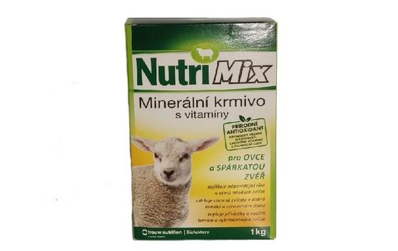 Nutrimix ovce a raticová zver 1kg 16368