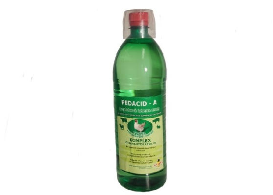 Pedacid- A  0,5kg 2810