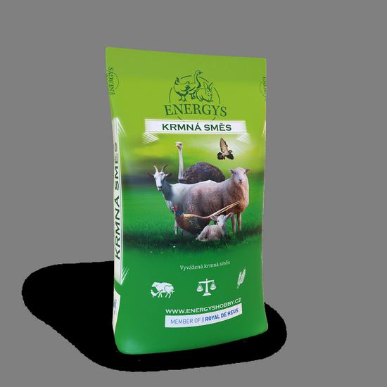 Kŕmna zmes pre ovce UNI granula ovce a kozy bal.25kg De Heus